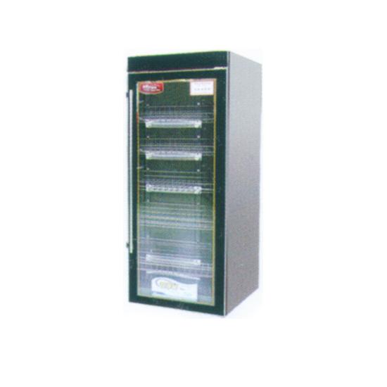低温单门热风循环消毒柜