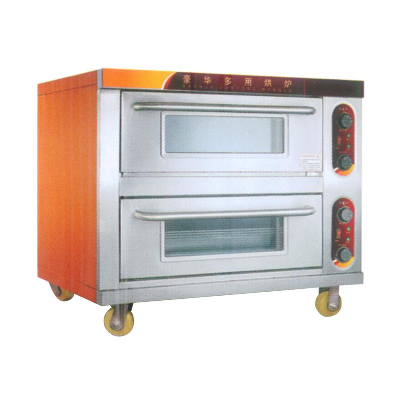 双门远红外电烤箱