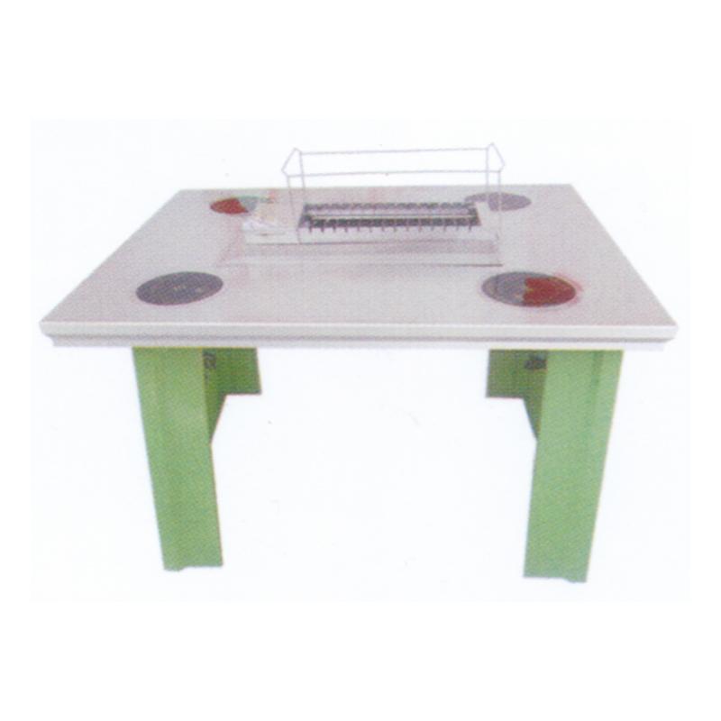 自动烧烤涮烫桌