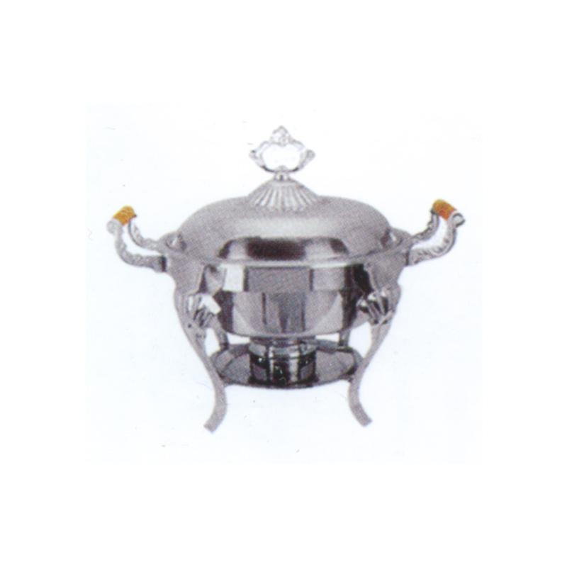 简易圆形餐炉